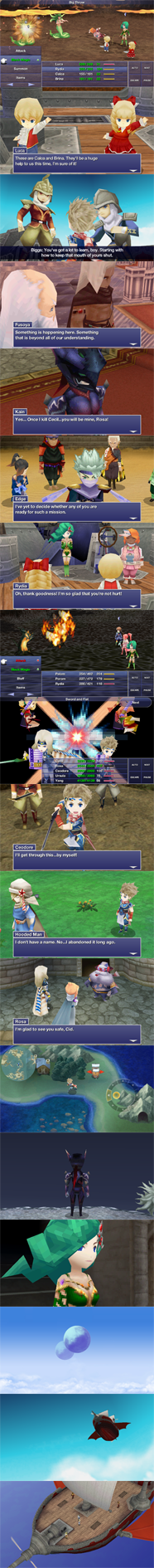 Final Fantasy Iv The After Years Square Enix